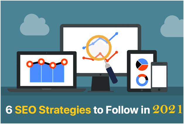 6 SEO Strategies