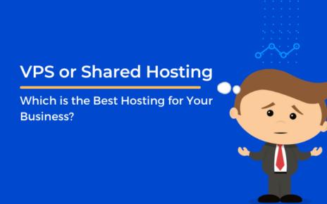 VPS or Shared Hosting_